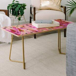 Allyson Johnson Spring Coffee Table