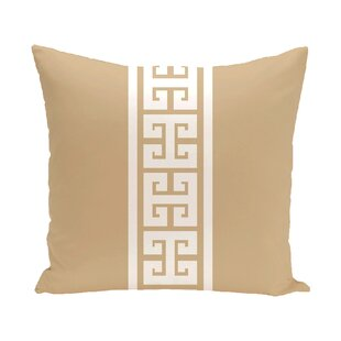 Hancock Key Stripe Outdoor Throw Pillow
