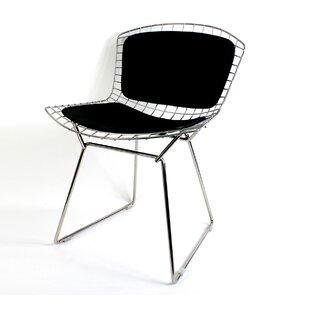 Stilnovo Betty Genuine Leather Upholstered Dining Chair
