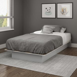Best Reviews Libra Twin Platform Bed BySouth Shore