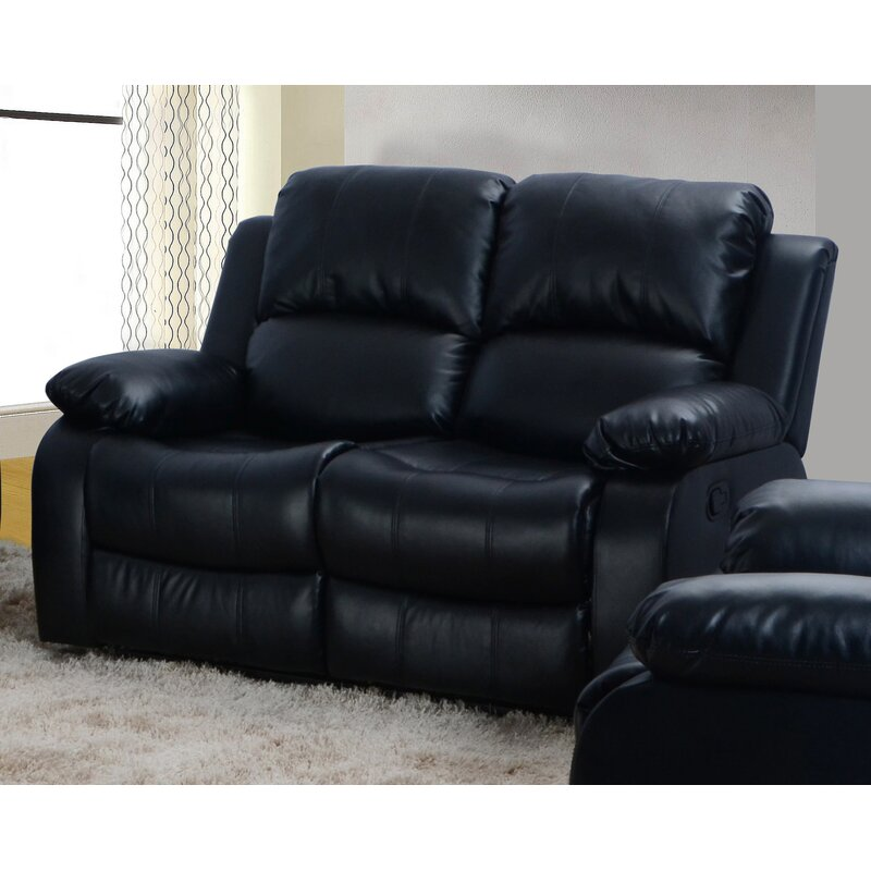 Red Barrel Studio Maumee Reclining Loveseat Amp Reviews
