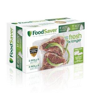 FoodSaveru00ae Heat-Seal Roll (Set of 3)