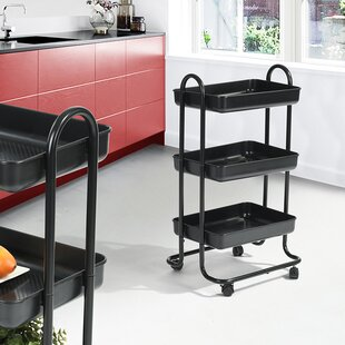 Norberto Bar Cart by Zipco..