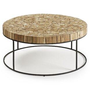 Ewart Coffee Table By Union Rustic