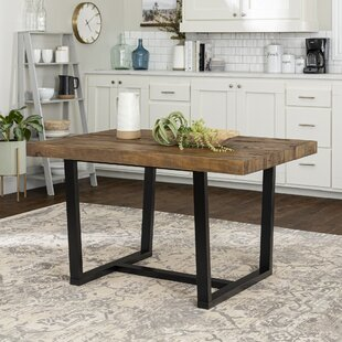 Marine Solid Wood Dining Table