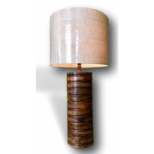 Find for Laufer Handmade Table Lamp By Union Rustic