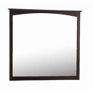 Bonneau 5 Drawer Media Chest with Mirror