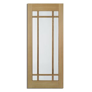 Lyon Oak Glazed Internal Door  sc 1 st  Wayfair & LPD Doors Lyon | Wayfair.co.uk pezcame.com
