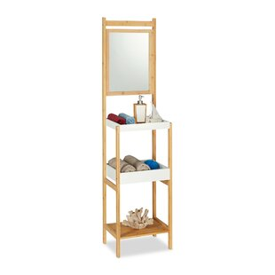 Veda 40 X 162cm Bathroom Shelf By Brambly Cottage