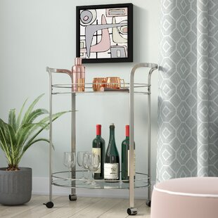 Filler Bar Cart by Wrought Studio