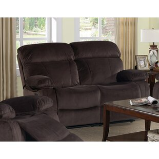 Shop Darshan Living Room Reclining Loveseat by Red Barrel Studio