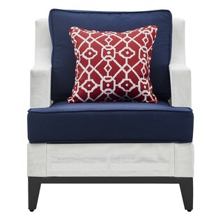 Hampton Patio Chair with Cushion