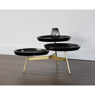Artezia Coffee Table with Tray Top