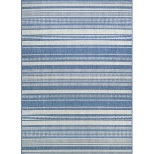 Anguila Blue/Gray Area Rug