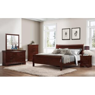Reviews Cali Panel Configurable Bedroom Set By Charlton Home