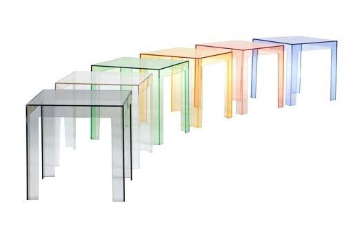 Kartell Ghost Side Table Reviews Allmodern