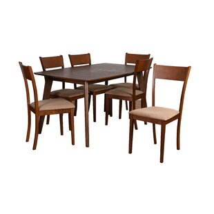 Roosevelt 7 Piece Dining Set by Corrigan ..