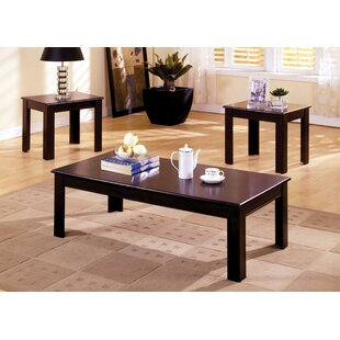 Hokku Designs Frixe 3 Piece Coffee Table Set