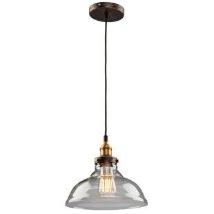 Farheen 1-Light Bell Penda..