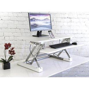 Airlift® Height Adjustable Standing Desk Converter