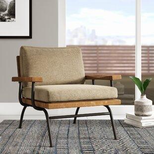 Modern Industrial Accent Chairs Allmodern