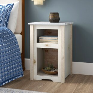 Abella Wood End Table