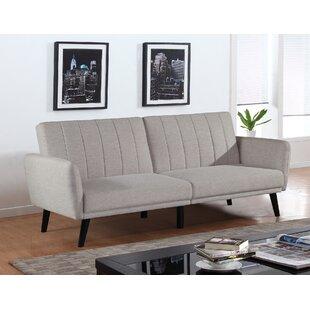 Find Princeville Futon Sofa by Brayden Studio Reviews (2019) & Buyer's Guide