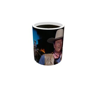John Wayne (The Duke) Morphing 11 oz. Mug