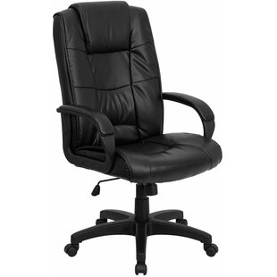 Deals Kropp Executive Chair by Symple Stuff Reviews (2019) & Buyer's Guide