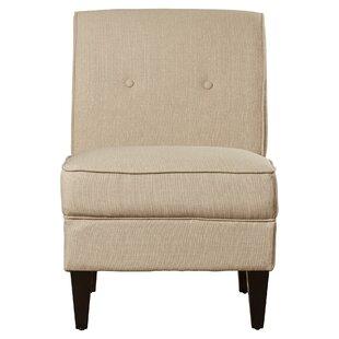 Wrought Studio Klein Slipper Chair