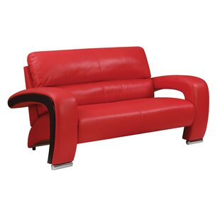 Obrian Contemporary Loveseat