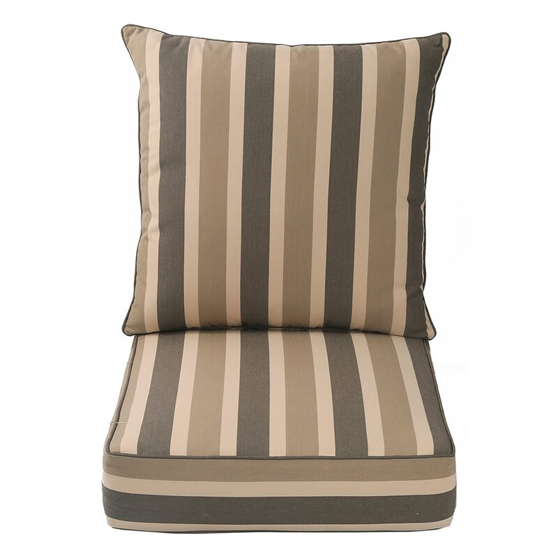 Ordinaire Indoor/Outdoor Deep Seat Chair Cushion