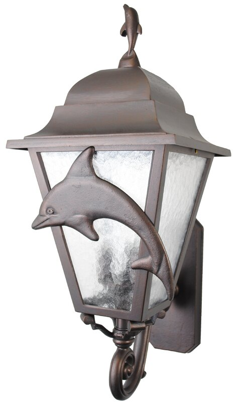 Americana 3-Light Outdoor Sconce