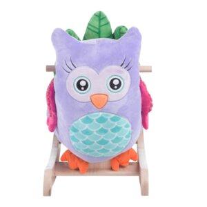 Critters Owlita Purple Owl