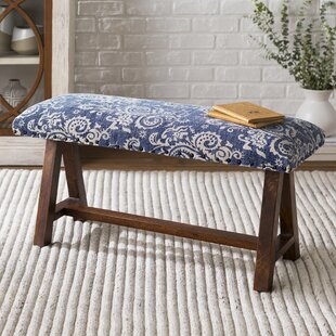 August Grove Carlea Upholstered Bench