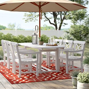Hatten 7 Piece Dining Set
