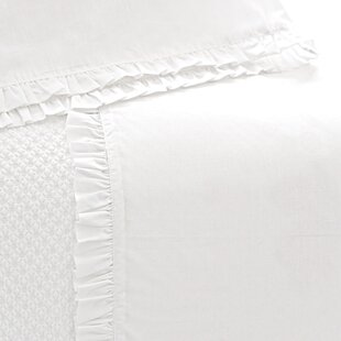 Classic Ruffle 200 Thread Count 100% Cotton Sheet Set