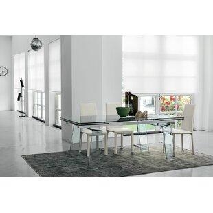 Parris Plus Extendable Dining Table By Metro Lane