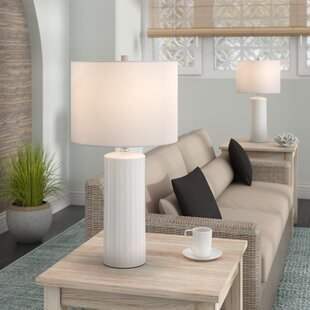 Table lamps youll love wayfair heming 2525 table lamp set of 2 aloadofball Choice Image