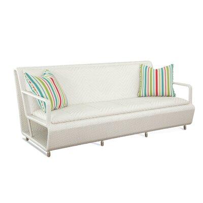 Sensational Montauk Patio Sofa With Cushions Braxton Culler Uwap Interior Chair Design Uwaporg