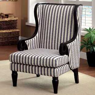Colindas Wingback Chair by Gracie Oaks