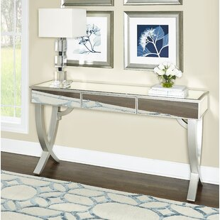 Ettore Console Table by House of Hampton