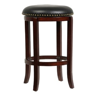Westerleigh 24 Swivel Bar Stool Charlton Home