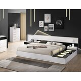 Fleeton Platform 3 Piece Bedroom Set by Orren Ellis