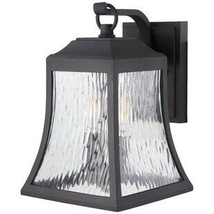 Dunton 3-Light Outdoor Wall Lantern