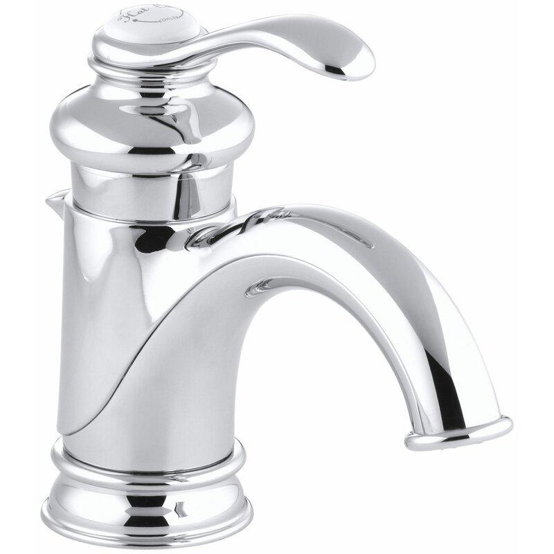 K-12182-2BZ,BN,CP Kohler Fairfax Hole Bathroom Faucet & Reviews ...