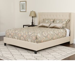 Konieczny Tufted Upholstered Platform Bed With Mattress by Alcott Hill