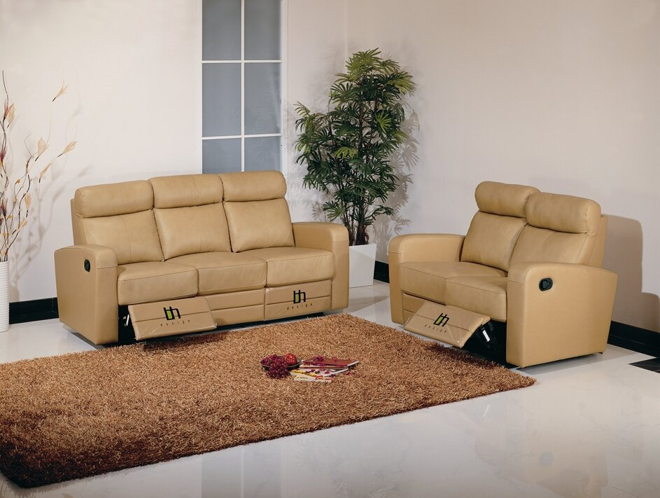 Save 32 Off Dual Leather Configurable Living Room Set