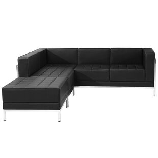 Bouffard Melrose Modular Sectional with Ottoman
