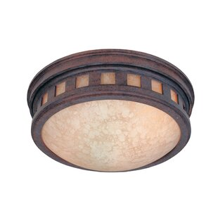 Lisette Cast Flush Mount b..